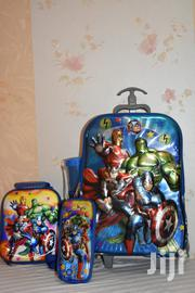 4-1 Kids Cartoon Themed Trolley Bags | Babies & Kids Accessories for sale in Nairobi, Nairobi Central