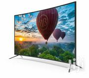 Ctroniq 55CT5200 - 55 Inch Curve - 4K Ultra HD Smart LED TV | TV & DVD Equipment for sale in Kisumu, Central Kisumu