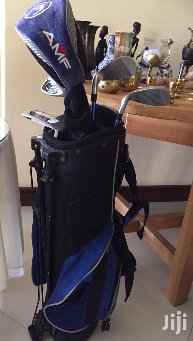 Archive: Golf Clubs For A Child