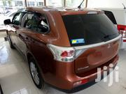 Mitsubishi Outlander 2015 Brown | Cars for sale in Mombasa, Shimanzi/Ganjoni