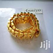 Men Bracelet Gold Color Jewelry Wide Bangle Women,Wedding   Jewelry for sale in Nairobi, Nairobi Central