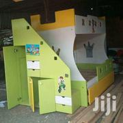 Bunk Bed With Storage | Furniture for sale in Nairobi, Ngando