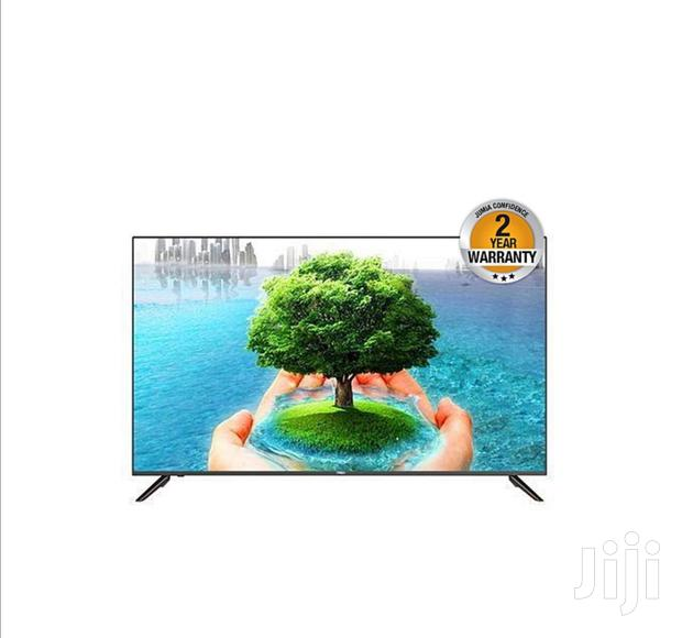 """Archive: UKA 50 Inches """" - HD Smart Android TV - Black"""