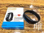 Health Fitness Smart Band M3 Model Heart Rate, Blood Pressure Measure | Smart Watches & Trackers for sale in Nairobi, Westlands