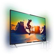 "Vision Plus VP8850K 50"" Frameless 4K UHD Smart Android TV - Black 