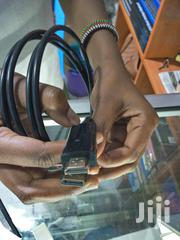 Display Port Cable To HDMI Cable | TV & DVD Equipment for sale in Nairobi, Nairobi Central
