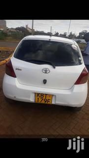 Toyota Vitz 2005 White | Cars for sale in Kiambu, Ruiru