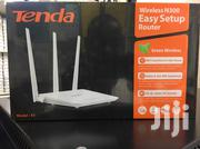 Tenda N300 Wireless Router | Networking Products for sale in Nairobi, Nairobi Central