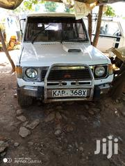 Mitsubishi Pajero 2002 Sport White | Cars for sale in Uasin Gishu, Kapsaos (Turbo)