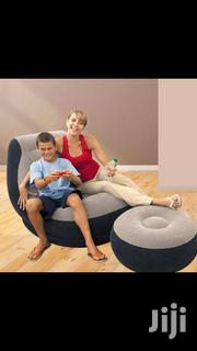 Intex Inflatable Sear With Free Foot Rest | Furniture for sale in Nairobi, Nairobi Central