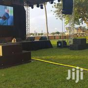 Sound For Hire Plus Performance Stage | Party, Catering & Event Services for sale in Nairobi, Parklands/Highridge