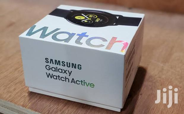Brand New Samsung Galaxy Watch Active 2 At Shop With Warranty