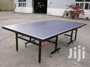 New Table Tennis Table Ping Pong Foldable Table | Sports Equipment for sale in Nairobi, Nairobi South
