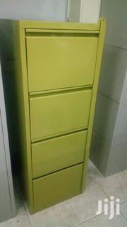 4door Locally Made File Cabinet | Furniture for sale in Nairobi, Nairobi Central