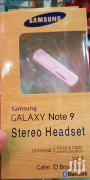 Samsung Stereo Headset | Accessories for Mobile Phones & Tablets for sale in Nairobi, Nairobi Central