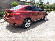BMW X6 2008 Sports Activity Coupe Red | Cars for sale in Nairobi, Karen