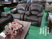 7 Seater Leather Chair With Recliner Ksh. 280,000.00 + Free Delivery | Furniture for sale in Nairobi, Nairobi West
