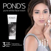 Pond's Pure White Anti Pollution With Activated Charcoal Facewash | Skin Care for sale in Nairobi, Kileleshwa