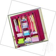 A Portable Wooden Frame Wardrobe. | Furniture for sale in Nairobi, Lavington