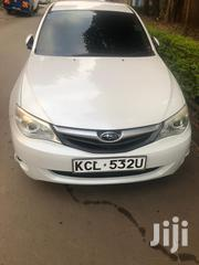 Subaru Impreza 2010 White | Cars for sale in Nairobi, Kileleshwa