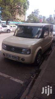 Nissan Cube 2008 Yellow | Cars for sale in Nairobi, Kilimani