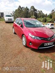 New Toyota Auris 2012 Red | Cars for sale in Kiambu, Membley Estate
