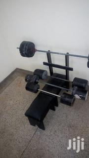Home Made Gym | Sports Equipment for sale in Mombasa, Tudor