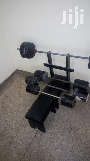 Home Made Gym