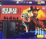 Ps4 Pro Plus Red Dead Redemption 2 | Video Game Consoles for sale in Nairobi, Nairobi Central