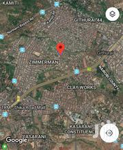 Zimmerman Plots For Sale Good For Flats | Land & Plots For Sale for sale in Nairobi, Zimmerman