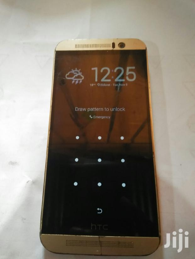 Archive: HTC One M9 32 GB Gold