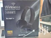 Sony 450 BT Wireless Stereo Headset | Accessories for Mobile Phones & Tablets for sale in Nairobi, Nairobi Central