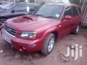 Subaru Forester 2003 Automatic Red | Cars for sale in Nairobi, Umoja II