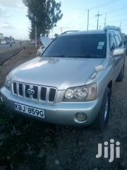 Toyota Kluger 2003 Silver | Cars for sale in Nairobi, Umoja II