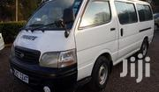 Toyota HiAce 2001 White | Buses for sale in Makueni, Makindu