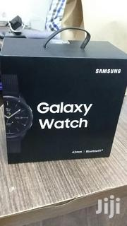 Samsung Galaxy Watch 42mm Brand New and Sealed in a Shop | Watches for sale in Nairobi, Nairobi Central