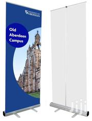 Narrow Base Roll Up Banners Printing | Manufacturing Services for sale in Nairobi, Nairobi Central