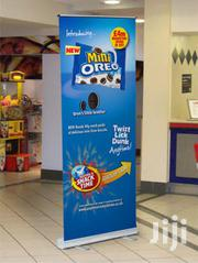 Narrow Base Roll Up Banners | Computer & IT Services for sale in Nairobi, Nairobi Central