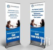 Narrow And Wide Base Roll Up Banners | Computer & IT Services for sale in Nairobi, Nairobi Central