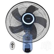 "Mika MFW163R/WB - Wall Fan - 16"" - With Remote 