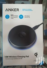 Anker Powertouch 10 Fast Wireless Charger - Black | Accessories for Mobile Phones & Tablets for sale in Mombasa, Tudor