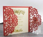 Excellent Wedding Cards | Other Services for sale in Nairobi, Nairobi Central