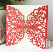 Customized Wedding Cards | Other Services for sale in Nairobi, Nairobi Central