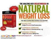 Natural Burn Slim Weight Loss Product | Vitamins & Supplements for sale in Nairobi, Dandora Area I