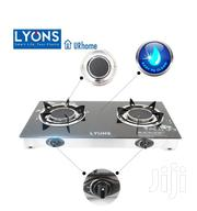 Lyons GS005- 2 Burner Glass Top And Ifrared Double Burner - Black. | Kitchen & Dining for sale in Nairobi, Airbase