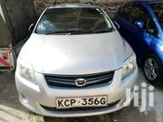 Toyota Fielder 2010 Silver | Cars for sale in Mombasa, Majengo