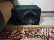 """Rockford 10""""Subwoofer 250w Rms 800w 