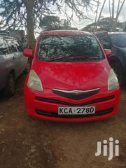 Toyota Ractis 2007 Red | Cars for sale in Nairobi, Kasarani