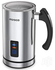 Miroco Milk Frother, Electric Milk Steamer Hot And Cold Milk Frother   Kitchen Appliances for sale in Nairobi, Westlands