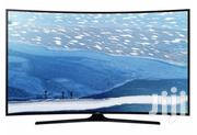 Samsung 50 Inch Curved 4K Ultra HD Smarttv | TV & DVD Equipment for sale in Nairobi, Westlands